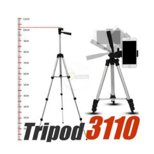 Tripod Stand Mini Silver