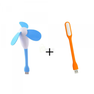 Fan and USB pack