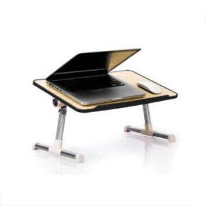 e laptop desk wooden bed