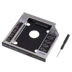 2nd HDD Caddy for Laptop Universal CD DVD-ROM main