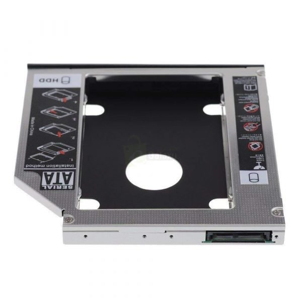 2nd HDD Caddy for Laptop cd rom