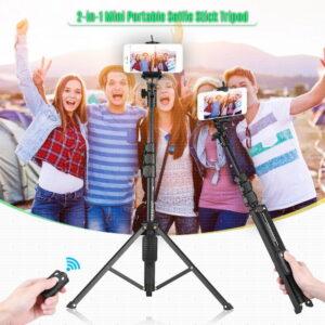 Andoer YUNTENG VCT 1388 selfie tripod
