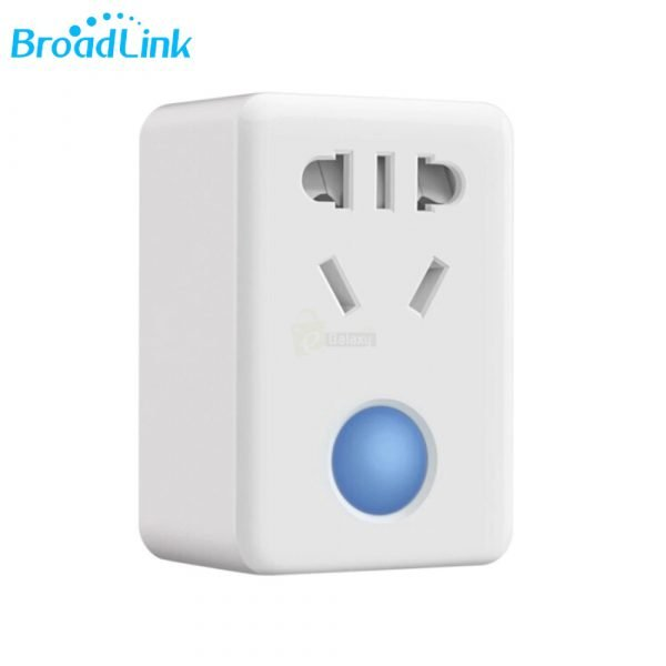 Broadlink SP Mini3 Wifi 4G Remote Control plug socket for Home Automation