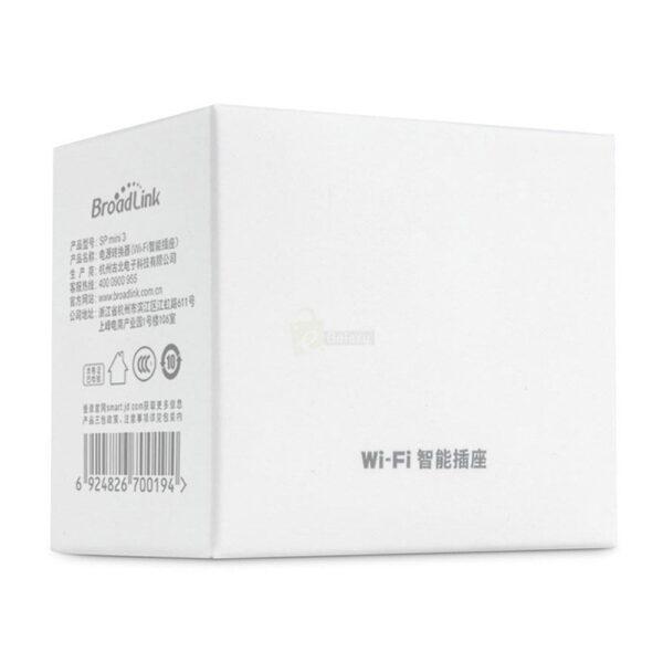 Broadlink SP Mini3 Wifi 4G Remote Control plug socket packing