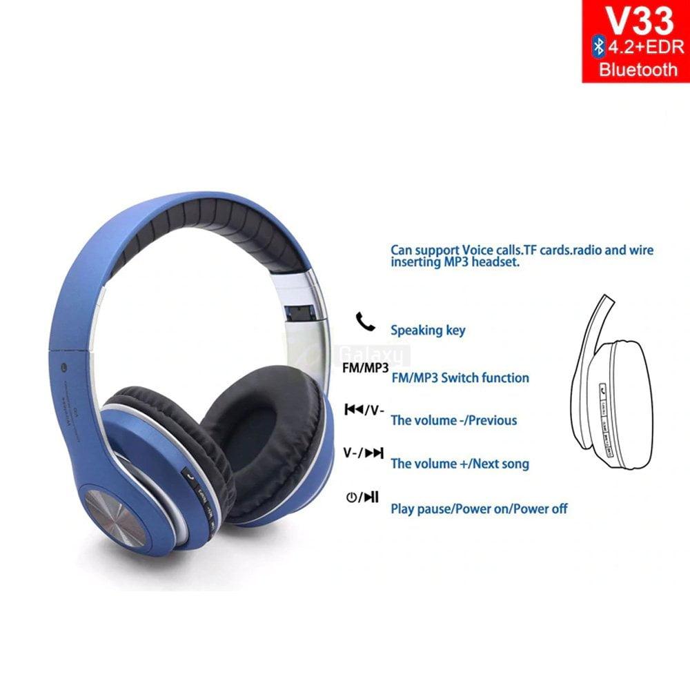 Buy Jbl V33 Wireless Headphones Bluetooth Headphones In Pakistan
