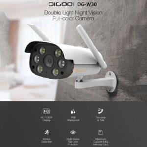 digoo-w30-wireless-camera-functions