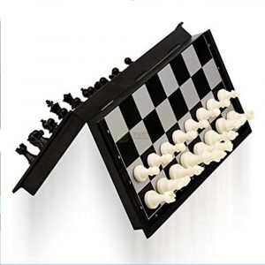 Chess Magnetic Board WAXMATbl
