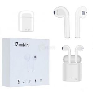 I7S TWS Mini Bluetooth Headset packing