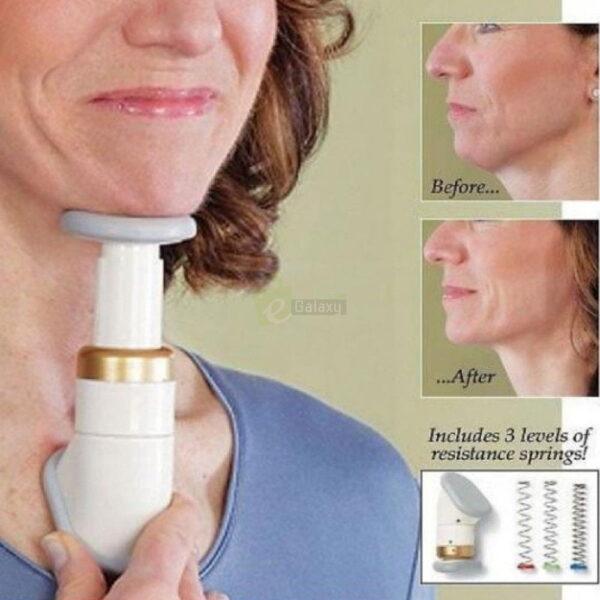 Neck Slimmer Neckline exerciser Thin Jaw Liner