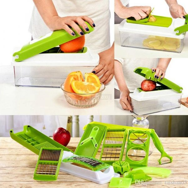 Nicer Dicer Plus 12 in 1 original fruites