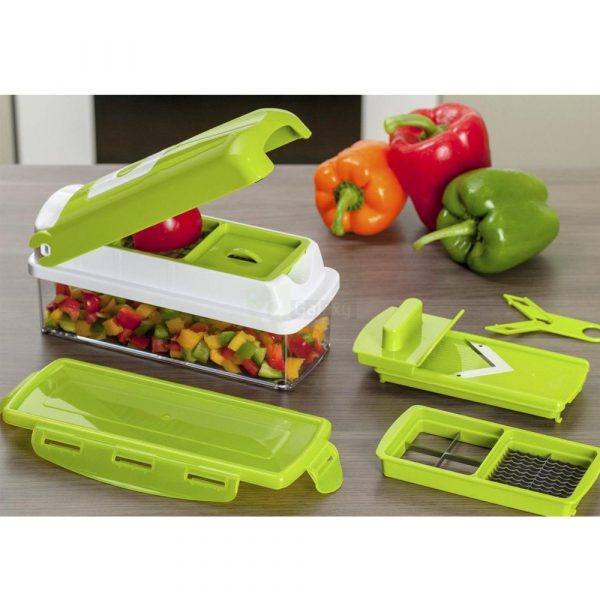 Nicer Dicer Plus 12 in 1 vegetables