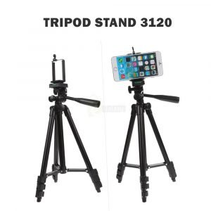Triod Stand 3120 for camera and mobiles with camera