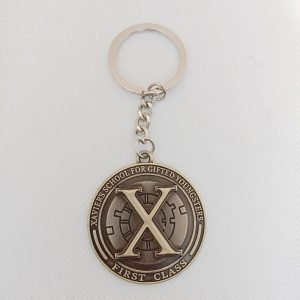 Xavier school for gifted yougsters-X-First class X men keychain