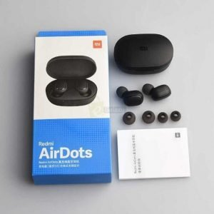 Mi Airdots Earbud Wireless Headphones TWS with Wireless Charging case