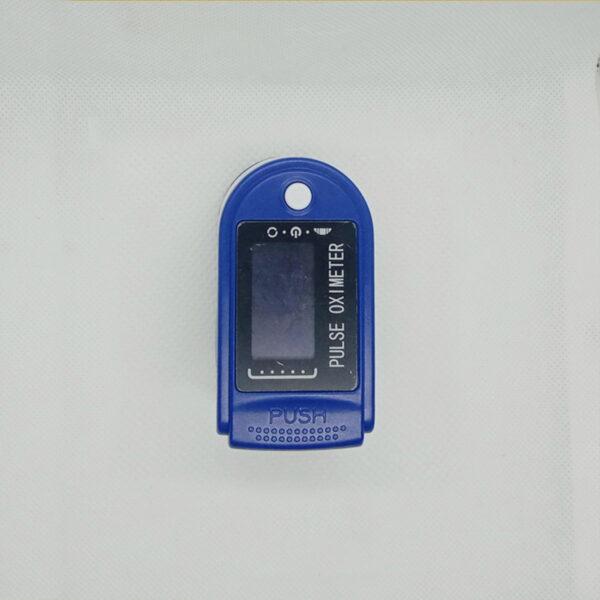 oximeter blue