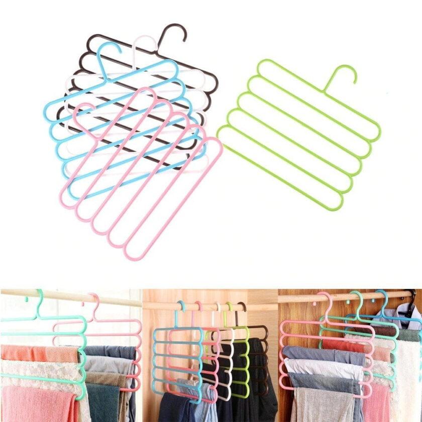 5 layers hanger