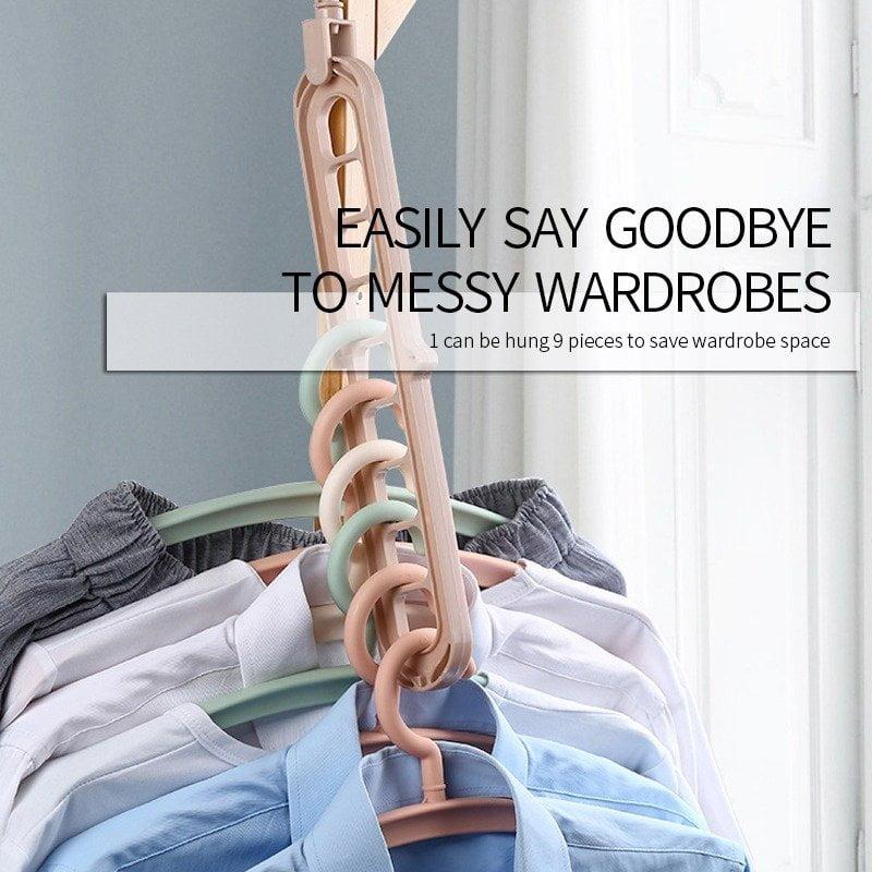 goodbye hangers