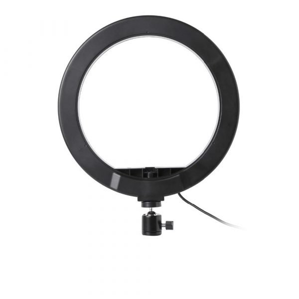 26cm Ring Light Studio Mobile Selfie Light with Stand 7 Feet Tripod only