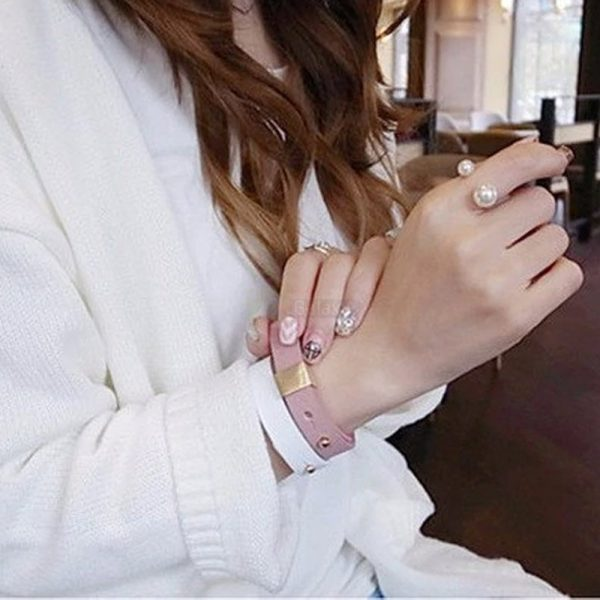 Pearl Ring Adjustable Ring Hot Fashion Women Jewelry JW07 2