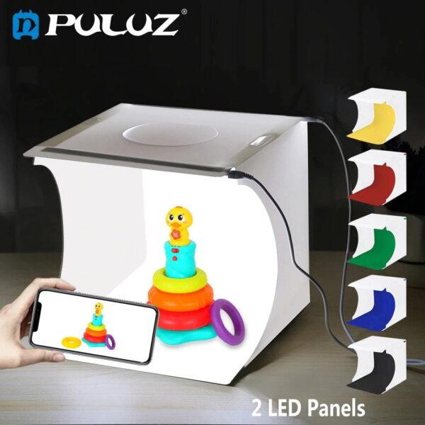 PULUZ 2LED Lightbox Light box Mi 1