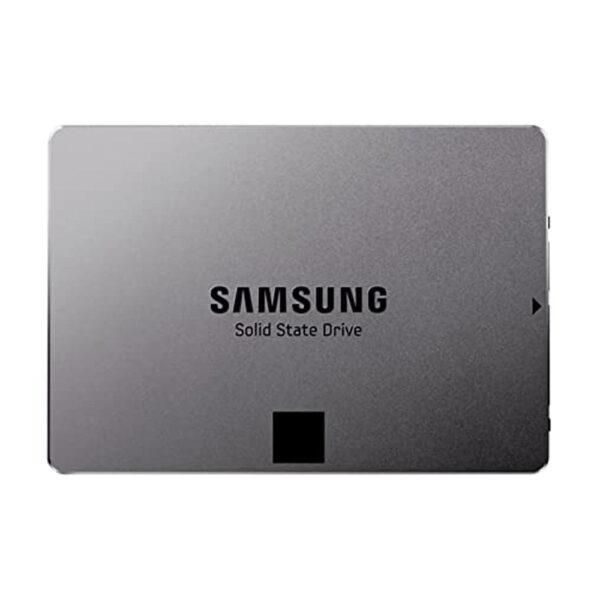 Samsung 840 EVO 120GB 2.5 Inch SATA III Internal SSD for Laptops Desktops side main