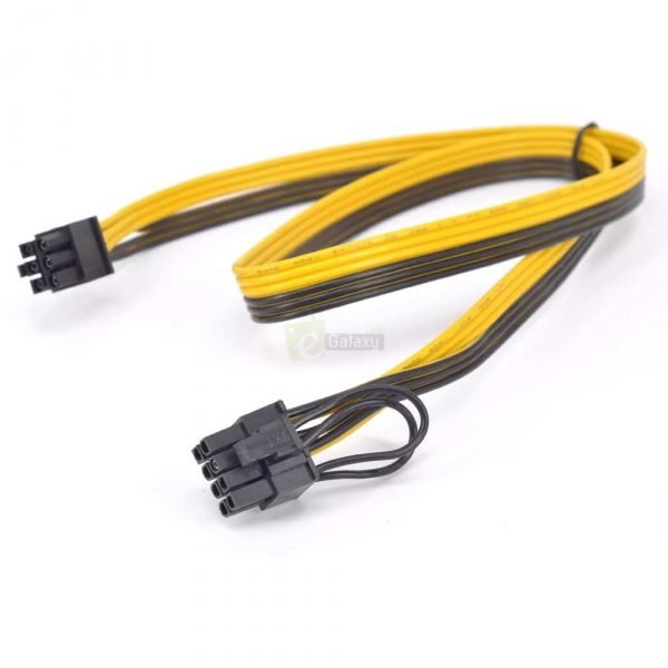 6pin to 8pin cable 60cm