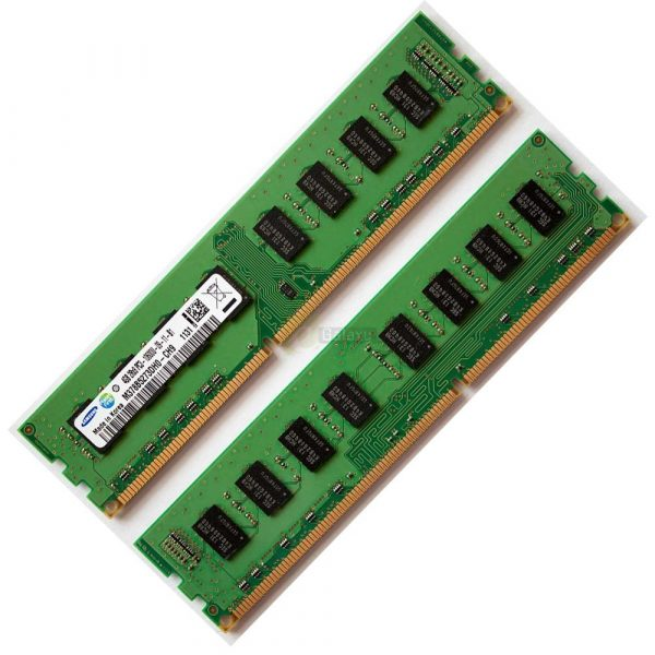 Samsung SK Hynix Kingston DDR3 4GB RAM Branded